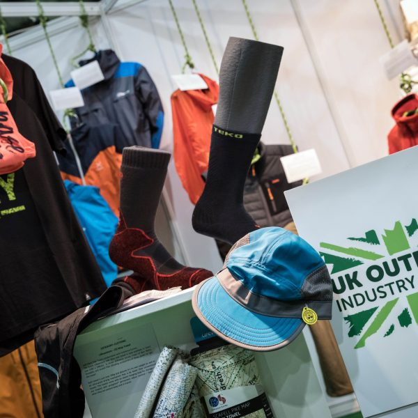 The Outdoor Trade Show held at Stoneleigh, Warwickshire