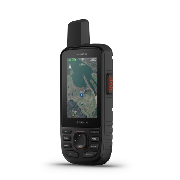 Garmin - GPS Map 66i