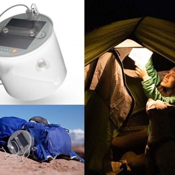 Luci MPOWERD - Base Camp Light