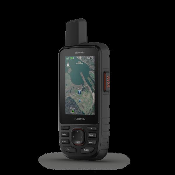 Garmin - GPS Map 66i