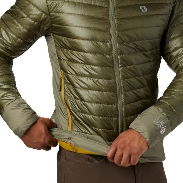 Mountain Hardwear - Ghost Shadow Jacket
